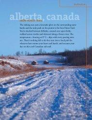 alberta,canada - Rails-to-Trails Conservancy