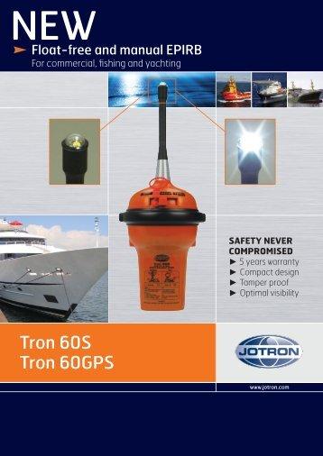 Tron 60S Tron 60GPS