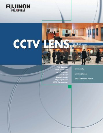 CCTV LENS