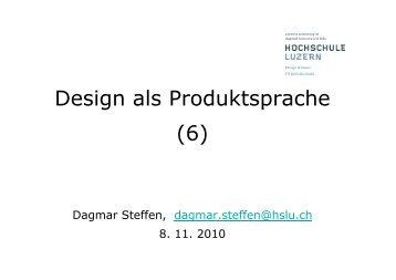 """Grundbegriffe einer """"Theorie der Produktsprache"""""""