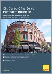 City Centre Office Suites Heathcote Buildings - Savills