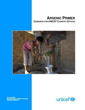 ARSENIC PRIMER - Harvard University Department of Physics