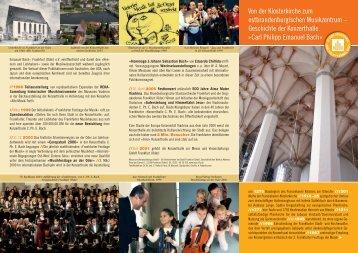 Geschichte der Konzerthalle - Musikgesellschaft Carl Philipp ...