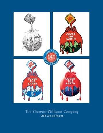 2005 Annual Report - Investor Relations - Sherwin-Williams