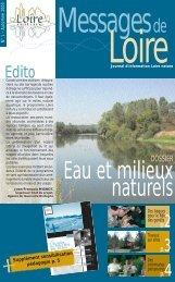 Télécharger le bulletin d'automne 2003 - Loire nature
