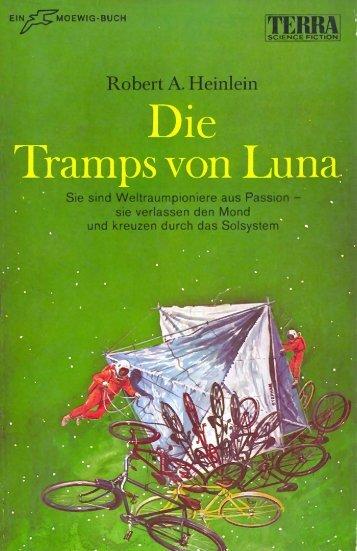 Heinlein, Rober A - Die Tramps von Luna