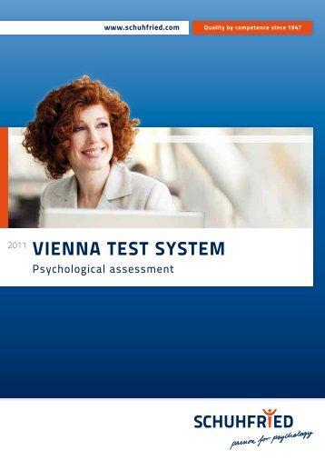 VIENNA TEST SYSTEM