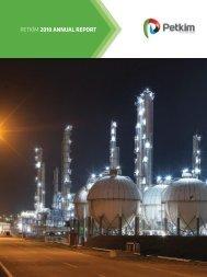 petki̇m 2010 annual report - Lacp.com