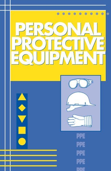 personal protective equipment personal protective equipment