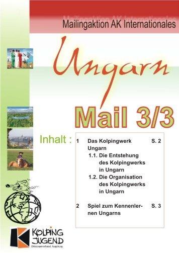 Mail 3/3 Ungarn - Kolpingjugend Diözesanverband Augsburg