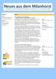 Newsletter_10_ Milanhorst - Soziale Stadt Potsdam e.V.