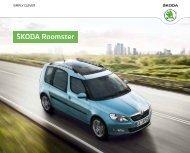 Åkoda Roomster Katalog (PDF) - DHT Automobile