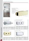 Glastürbeschläge - Nüßing GmbH - Page 4