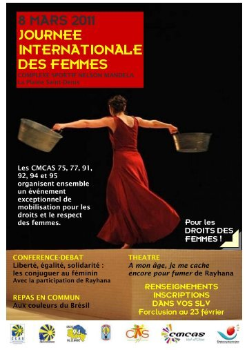 FEMMES 8 MARS 2011