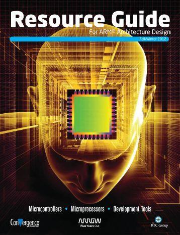 Microcontrollers • Microprocessors ... - Arrow Electronics