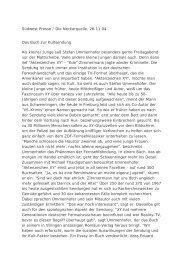 Südwest Presse / Die Neckarquelle, 26 - Romäus Verlag