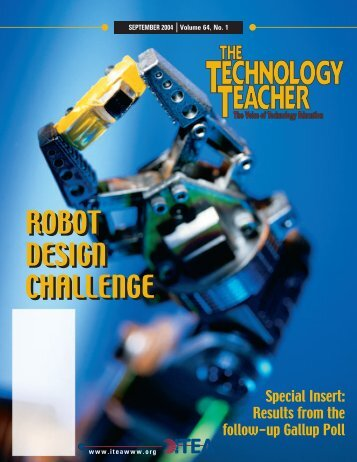 September 2004 - Vol 64, No.1 - International Technology and ...