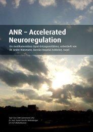 ANR – Accelerated Neuroregulation - Daniel Beutler