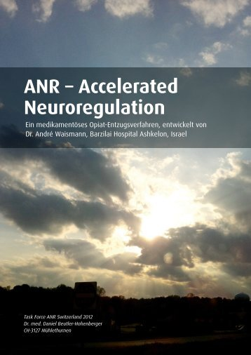 ANR – Accelerated Neuroregulation - Daniel Beutler