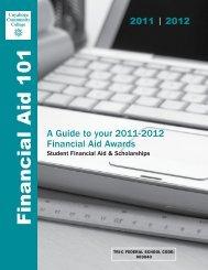 Financial Aid 101 - Cuyahoga Community College