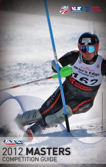 2012 Masters Competition Guide - Alpine - USSA