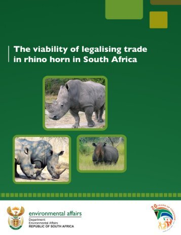 The-viability-of-legalising-trade-in-rhino-horn-in-South-Africa