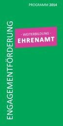 Weiterbildung im Ehrenamt - Viernheim