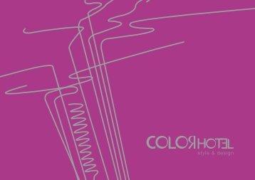 e-brochure - Color Hotel