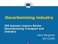 slides - The Institute for European Studies