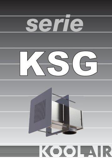 Serie KSG - Koolair