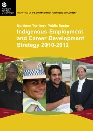 Indigenous Employment and Career Development Strategy 2010 ...