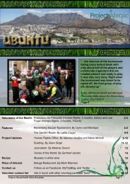 Projects Abroad South African Newsletter SEPTEMBER 2011 ...