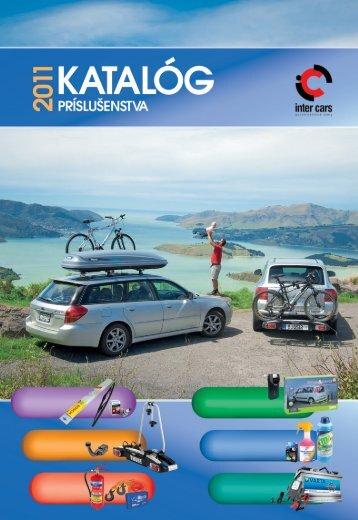 Katalóg príslušenstva Inter Cars (pdf)