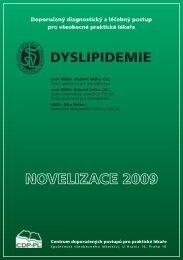 dyslipidemie - Společnost všeobecného lékařství