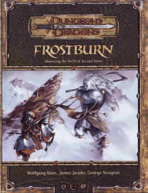 Frostburn pdf