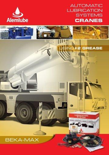Alemlube_Cranes Lube Systems