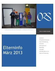 Elterninfo: März 2013 [pdf] - Otto-Rommel-Realschule