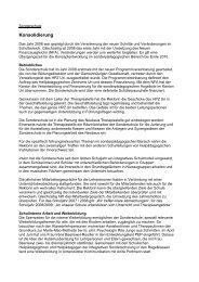 Jahresbericht 2008 - Heilpädagogisches Zentrum Uri