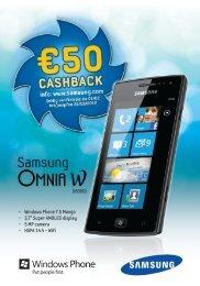 CashBack Flyer Omnia W.indd - Eldi
