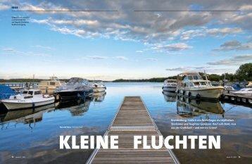Törnbericht downloaden - 5 Sterne Yachtcharter