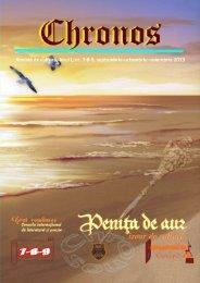 Chronos - Penița de Aur, anul I, nr. 7-8-9, septembrie-octombrie-noiembrie 2013