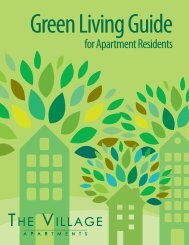 for Apartment Residents - My Village Apartments