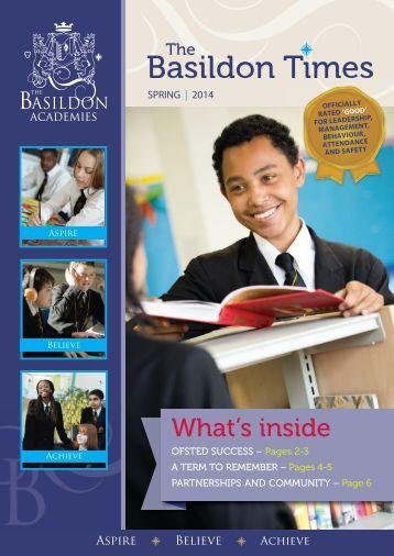 The Basildon Times Spring 2014