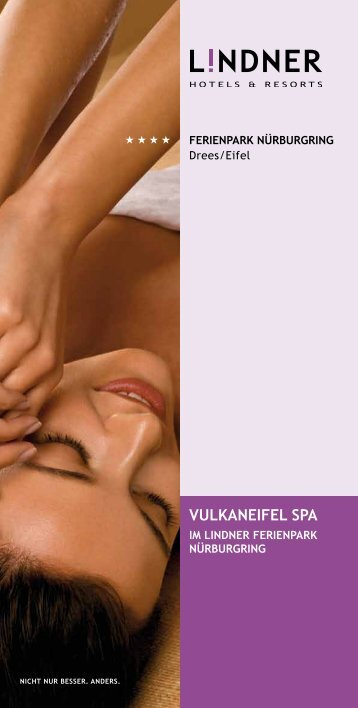 VULKANEIFEL SPA - Lindner Hotels & Resorts