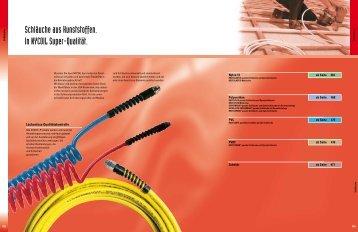 Schläuche aus Kunststoffen. In NYCOIL Super-Qualität. - HSI GmbH