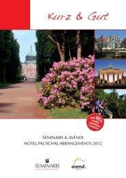 Mal - Seminaris Hotels und Tagungszentren