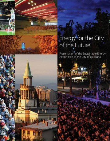 Energy for the City of the Future - Ljubljana