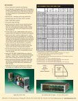 HSF/HSP Brochure P/N 146-1972 - Kepco, Inc. - Page 4