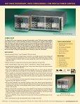 HSF/HSP Brochure P/N 146-1972 - Kepco, Inc. - Page 7