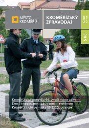 Vydání - 6 / 2009 - Město Kroměříž